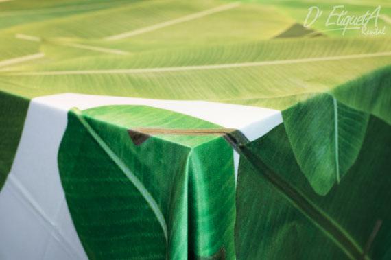 Mantel Leaf