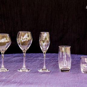 Cristalería Cocktail