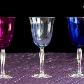 Cristalería de Color